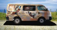 Brown Pheasants Self Contained Campervan