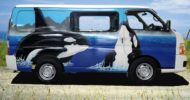 Orcas Galore Self Contained Campervan