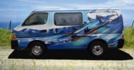 Piha Self Contained Campervan