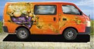Sacred Heart Campervan