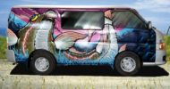 Something Fishy Self Contained Campervan